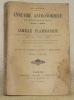 Annuaire astronomique et météorologique pour 1909. Exposant l'ensemble de tous les phénomènes célestes observables pendant l'année avec revue ...