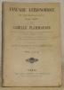 Annuaire astronomique et météorologique pour 1897. Exposant l'ensemble de tous les phénomènes célestes observables pendant l'année avec revue ...