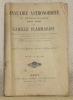 Annuaire astronomique et météorologique pour 1903. Exposant l'ensemble de tous les phénomènes célestes observables pendant l'année avec revue ...