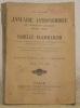 Annuaire astronomique et météorologique pour 1911. Exposant l'ensemble de tous les phénomènes célestes observables pendant l'année avec revue ...