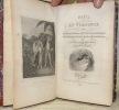 Paul et Virgine, suivi de la Chaumière indienne. Précédé d'un essai historique sur sa vie par M. Aimé-Martin.. SAINT-PIERRE, Bernardin de.