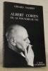 Albert Cohen ou le pouvoir de vie.. VALBERT, Gérard.