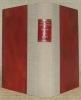Histoire du Maroc. Avec 5 croquis. Collection Bibliothèque Historique.. CHAVREBIERE, Coissac de.