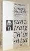 Rien que des mots? Plaidoyer pour les langues mineurs. Traduit de l'allemand par Colette Kowalski.. CAMARTIN, Iso.