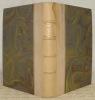 Servitude et grandeur militaires. Préface de Edmond Pilon. Collection Le Livre fançais,n.° 8.. VIGNY, Alfred de.