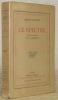 Le spectre. Traduit de l'anlgais par Emile Chardome. Edition originale.. BENNETT, Arnold.