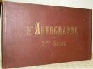 L'AUTOGRAPHE. Deuxième série. Evénements de 1870-1871. Préface par Alphonse Karr. Directeur Hipolyte de Villemessant..