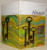Alsace. Collection L'Atlas des Voyages. Photographies de Brunno Barbey et Armand Deriaz.. SCHWAMM, Henri.