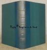 Jadis et naguère, chair. Cinq compositions originales en couleurs de Bernard Naudin reproduites en héliogravure. Notes et Variantes par Ad. van Bever. ...