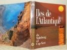 Iles de l'Atlantique, du Spitsberg au Cap-Vert, paradis perdu. Photos, Walter Imber.. GUICHONNET, Paul.