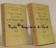 Carlyle intime. Lettres d'amour publiées avec autorisation spéciale de M. Alexandre Carlyle. Traduites des textes originaux par Elsie et Emile Masson. ...