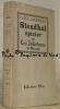Sthendal épicier ou Les Infortunes de Mélanie.. ARBELET, Paul.