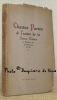 Chartes, pactes et traités de la Suisse. Réunis et traduits par Jean Biedermann..