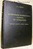 Dictionnaire professionnel illustré de l'horlogerie. Français - Allemand - Anglais - Espagnol.. BERNER, G.-A.