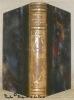 Mémoires de Mademoiselle Aglaé. Comédienne, courtisane et femme de bien, 1777 - 1830. Précédés d'une introduction et d'une notice sur le Chevalier ...