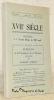Fénelon et le Tricentenaire de sa Naissance 1651-1951. Numéro spécial de la Revue Trimestriel XVIIe Siècle. 12-13-14.. (FENELON).