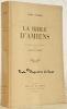 La Bible d'Amiens. Traduction, notes et préface par Marcel Proust.. RUSKIN, John.