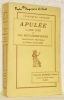 L'ane d'Or ou Les Métamorphoses. Traduction nouvelle de Henri Clouard. Collection Classiques Garnier.. APULEE.