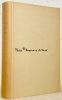 Léon Bloy. Textes choisis par Albert Béguin. Collection Le Cri de la France.. BLOY, Léon.