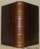 Politique. Traduit en français d'après le texte collationné sur les manuscrits et les édition principales par J. Barthélemy-Saint-Hilaire. Troisième ...
