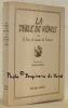 La table de Vénus ou le livre de cuisine de l'amour.. BEY, Pilaff.