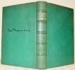 Letttes à l'Amazone. Avec un frontispice gravé asur bois par P.-Eug. Vibert. Collection es Maîtres du Livre, n.° 35.. GOURMONT, Remy de.