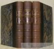 Les colloques. Nouvellement traduits par Victor Develay et ornés de vignettes gravées à l'eau-forte par J. Chauvet. Tome premier, tome deuxième et ...