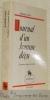 Journal d'un homme déçu. Présentation Roland Jaccard. Collection Ressources, n.° 68.. BARBELLION, W. N. P.
