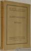 Soliloques. Traduction de P. de Labriolle. Introduction de B. Groethuysen. Collection Ecrits Intimes, n.° 4, publiée sous la direction de Ch. Du Bos.. ...