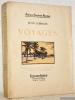 Voyages. Première édition rehuassée de trente-trois bois et compositions par A. Deslignères. Collection L'Edition Originale Illustrée, n.° 4.. ...