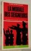 La morale des seigneurs. Traduit de l'allemand par Eric Nerciat. Collection L'Histoire au Présent.. BLEUEL, Hans Peter.