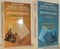 Journal de voyage. Lettres à son mari: 11 août 1904 / 27 décembre 1917. - 14 janvier 1918 / 3 décembre 1940. De la Chine à l'Inde en passant par le ...