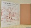 Pages de journal. Choix et présentation par Gilbert Guisan.. CLEMENT, Charles.