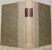 C. Roman traduit de l'anglais par Marthe Duproix.. BARING, Maurice.