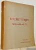 Bibliothèque de M. René Descamps-Scrive. Troisième partie. Livres modernes. Catalogue de vente..
