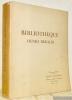 Bibliothèque Henri Beraldi. Troisième partie. Epoque romantique. Catalogue de vente..