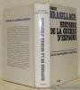 Histoire de la guerre d'Espagne. Suivi de Léon Degrelle et l'avenir de Rex.. BRASILLACH, Robert.