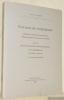 Portraits de troubadours. Initiales du chansonnier provençal A, Biblioteca Apostolica Vaticana, Vat. lat. 5232. Avec la collaboration de Louis ...