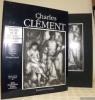 Charles Clément. Noir sur blanc..