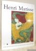 Les chefs-d'oeuvre du Musée Matisse Nice, Cimiez. Musée des Beaux-Arts de Dijon..
