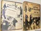 Lettres et documents. Documents pour une biographie et pour l'histoire d'une oeuvre.2 VolumesI : 1884 - 1899. II : 1900 -1914. Présentation, choix et ...