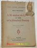 L'abandon de Lille en 1914 et le Général Percin. Préface de Léon Gobert. «Faits - Textes - Documents».. DESCHAMPS, Marcel.
