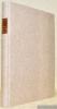Les aventures de Casanova en Suisse. La vie et les moeurs au XVIIIme siècle d'après des documents nouveaux. Préface de Philippe Godet.. GRELLET, ...