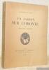 Un Jardin sur l'Oronte. Frontispice et ornemens décoratifs de Othon Friesz. Collection Le Musée du Livre. BARRES, Maurice.