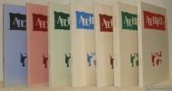 ARCHIPEL. Numéros 1 à 8, 1990 - 1994..
