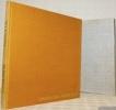 Chansons pour elle. Illustrations de Maillol. Collection Les Peintres du Livre.. VERLAINE. - MAILLOL (Illustrations de).