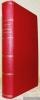 Stendhal Romancier. Orné de huit planches en phototypie.. BARDECHE, Maurice.