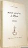 Aspects intérieurs de l'Islam. Deuxième édition revue et corrigée. Collection La Sphere et la Croix.. ABD-EL-JALIL, J.-M.
