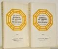 Journal de voyage d'un philosophe. Traduit de l'allemand par Alzir Hella et Olivier Bournac et précédé d'une préface à l'édition française par ...