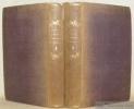 Vie de Laurent de Médicis surnommé Le Magnifique, traduites de l'anglais de William Roscoz sur la seconde édition. Tome premier et tome second.. ...